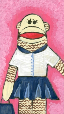 2004 - School Girl