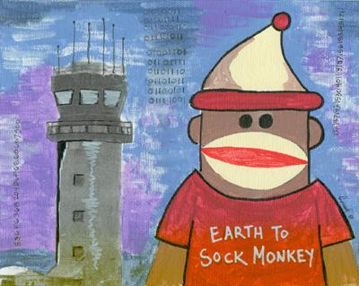 2006 - Sock Monkey!